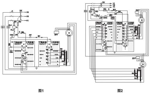 一、 用途、工作条件及型号意义 KT14系列凸轮控制器(以下简称控制器)用于交流50HZ电压至380伏的电路中,主要作为起重机交流电动机的起动和换向之用。此控制器具有可逆对称的电路,适用于起重机的平移机构和升降机构,也能作同类型性质电动机的起动、换向和调整之用。 KT14-25J/1、KT14-60J/1型控制器为控制一台三相绕线型感应电动机。 KT14-25J/2、KT14-60J/2控制器为同时控制二台三相绕线型感应电动机。 KT14-25J/3型控制器为控制一台三相鼠笼型感应电动机。 KT14-60